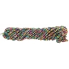 Bow Beads (Farfalle) 3.2x6.5mm Strung Multi Terra Dyed